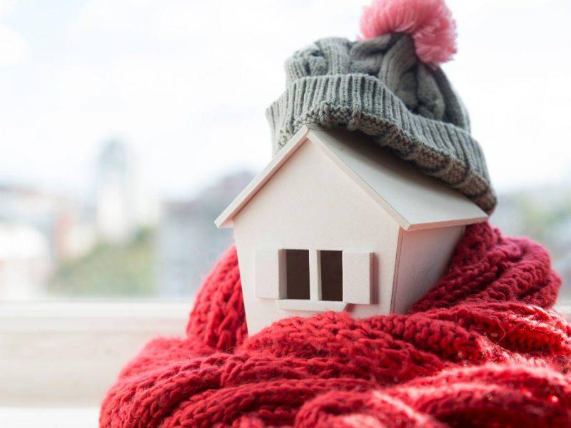 Hulmursisolering er en billig efterisolering af dit hus