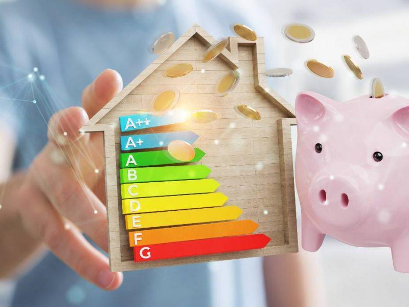 Hulmursisolering hjælper med at minimere varmetabet i dit hjem